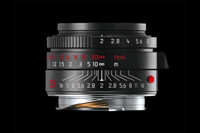 Leica Summicron-M 35mm f2 ASPH Lens 03