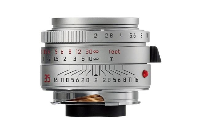 Leica Summicron-M 35mm f2 ASPH Lens 05