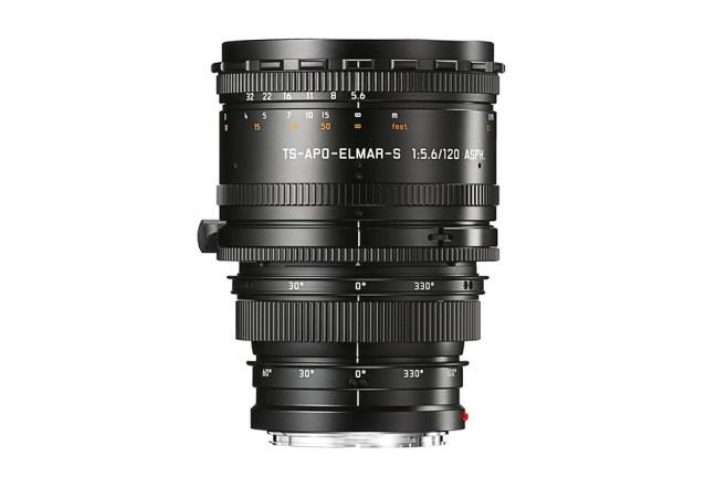 Leica TS-APO-Elmar-S 120mm f5.6 ASPH Lens 03