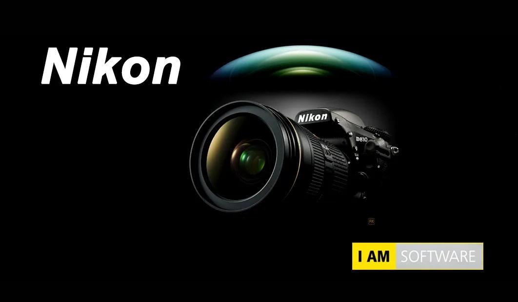 Nikon Software