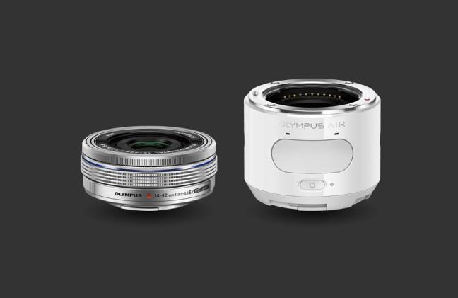 OLYMPUS AIR A01 Open Platform Camera 02