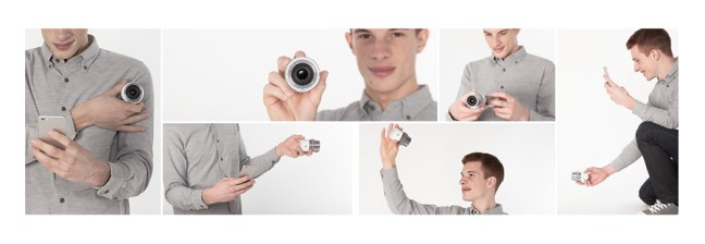 OLYMPUS AIR A01 Open Platform Camera 03