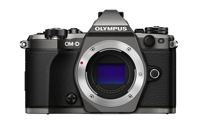 Olympus OM-D E-M5 Mark II Limited Edition Mirrorless Camera 03