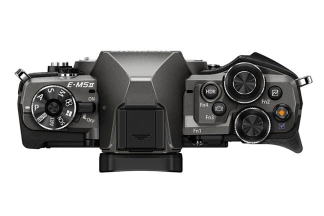 Olympus OM-D E-M5 Mark II Limited Edition Mirrorless Camera 08