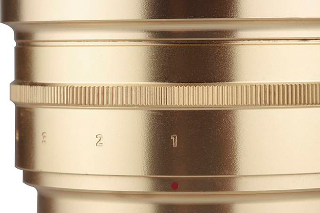 Petzval 58mm Bokeh Control Art Lens - Control Ring