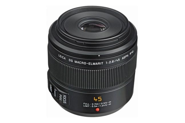 Panasonic Leica DG Macro-Elmarit 45mm f:2.8 Asph MEGA O.I.S. Lens 02