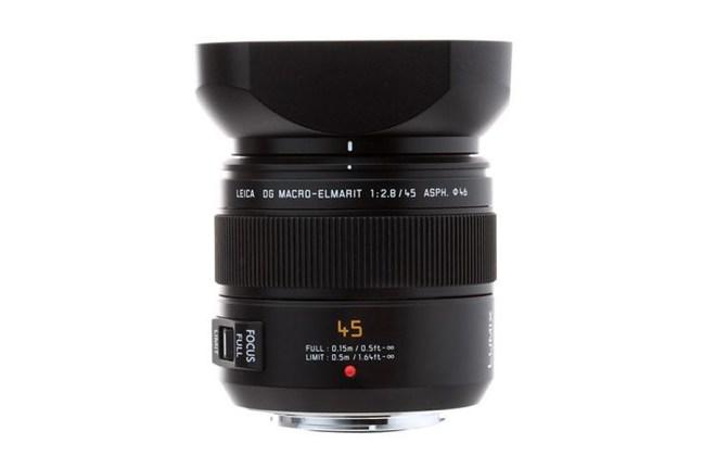 Panasonic Leica DG Macro-Elmarit 45mm f:2.8 Asph MEGA O.I.S. Lens 04