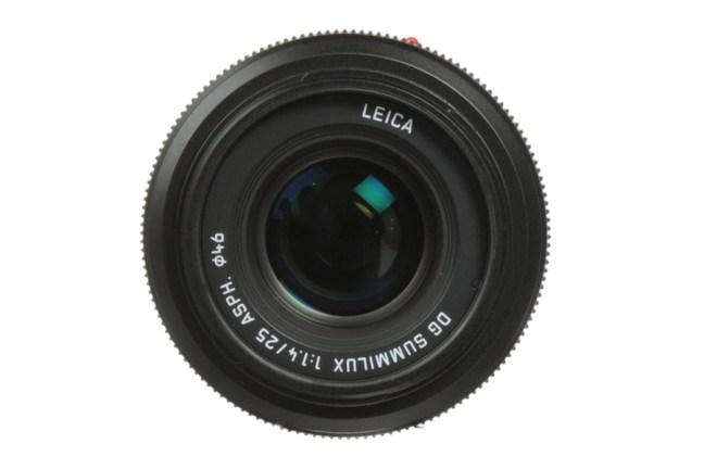 Panasonic Leica DG Summilux 25mm f:1.4 Asph Lens 03