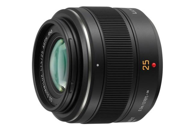 Panasonic Leica DG Summilux 25mm f:1.4 Asph Lens 06