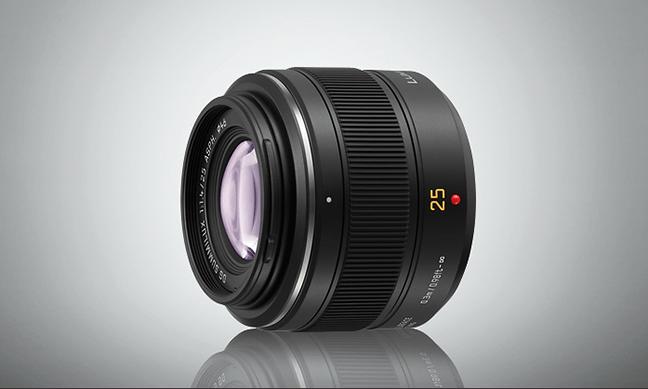 Panasonic Leica DG Summilux 25mm f:1.4 Asph Lens 07