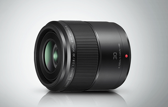 Panasonic Lumix G Macro 30mm f:2.8 Asph MEGA O.I.S Lens 06