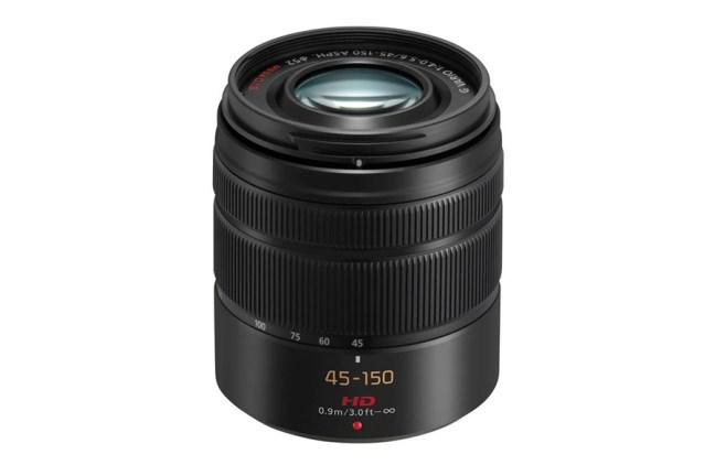 Panasonic Lumix G Vario 45–150mm f:4–5.6 Asph Mega O.I.S. Lens 01