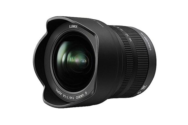 Panasonic Lumix G Vario 7-14mm f:4 Asph Lens 01