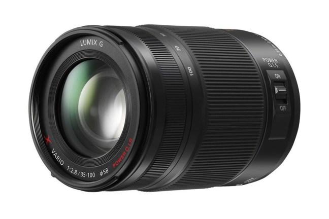 Panasonic Lumix G X Vario 35-100mm f:2.8 Power O.I.S. Lens 01