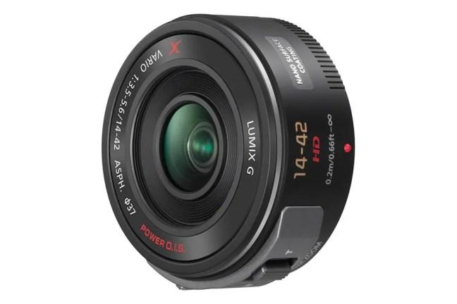 Panasonic Lumix G X Vario PZ 14-42mm f:3.5–5.6 Asph Power O.I.S. Lens 01