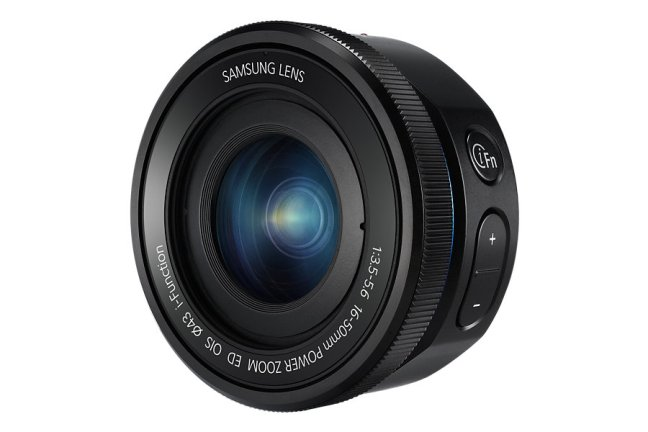 Samsung 16-50mm F3.5-5.6 Power Zoom Lens 08