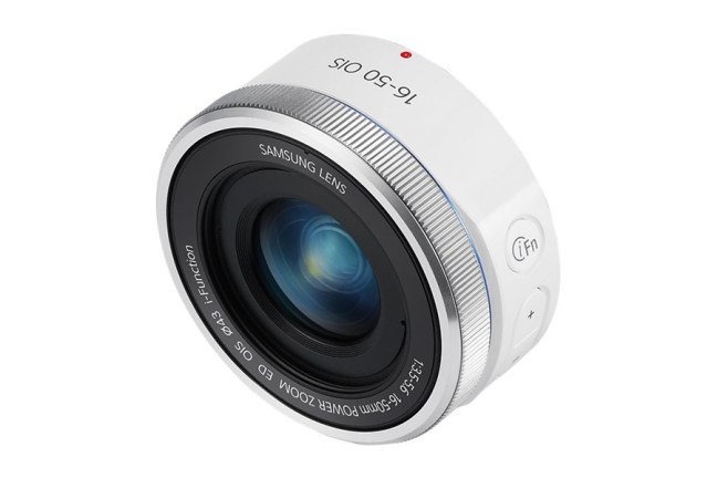 Samsung 16-50mm F3.5-5.6 Power Zoom Lens 16