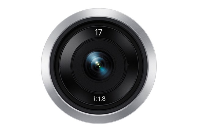 Samsung 17mm F1.8 Lens for NX mini 02