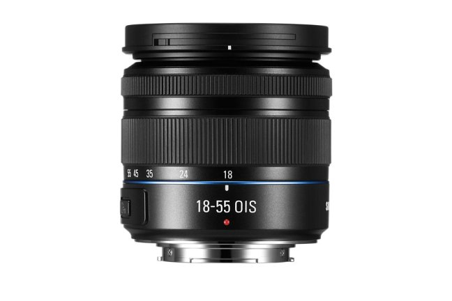 Samsung 18-55mm F3.5-5.6 OIS III Lens 02