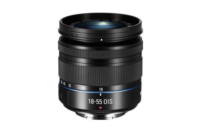 Samsung 18-55mm F3.5-5.6 OIS III Lens 05