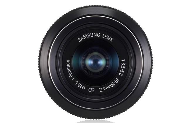 Samsung 20-50mm F3.5-5.6 ED II Lens 01