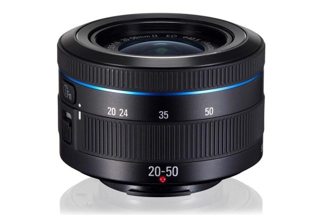 Samsung 20-50mm F3.5-5.6 ED II Lens 03