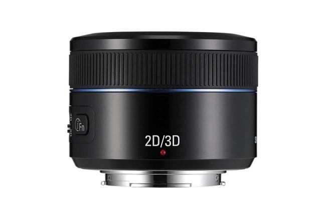 Samsung 45mm F1.8 2D:3D Lens 04