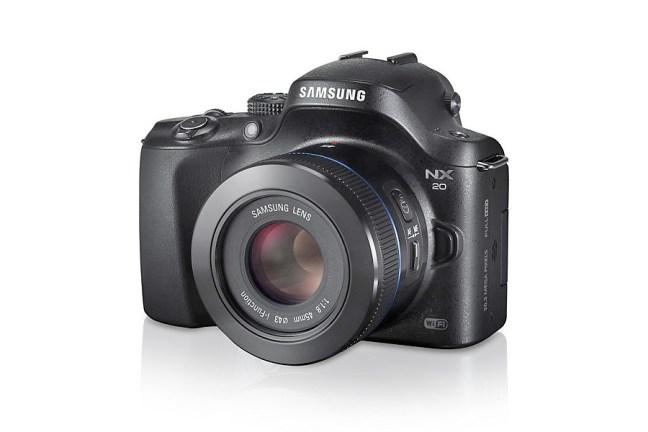 Samsung 45mm F1.8 Lens 08