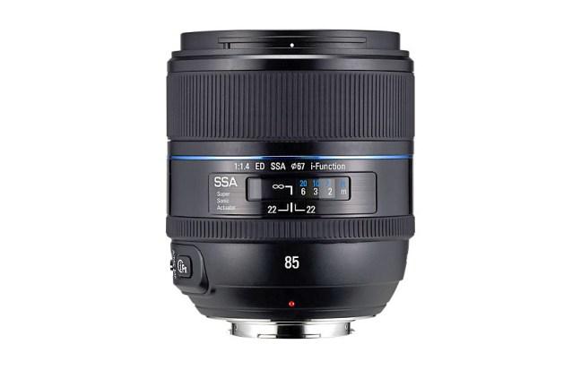 Samsung 85mm F1.4 SSA Lens 07