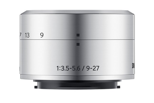 Samsung 9-27mm f3.5-5.6 ED OIS Lens for NX Mini 04