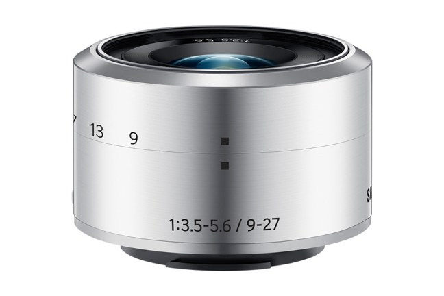 Samsung 9-27mm f3.5-5.6 ED OIS Lens for NX Mini 05