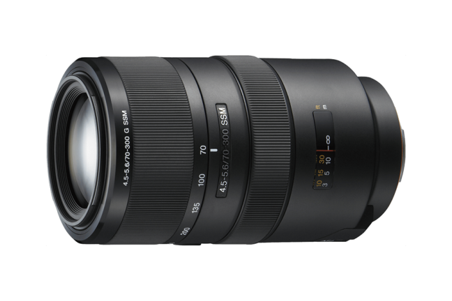 Sony 70–300mm F4.5–5.6 G SSM ( SAL70300G ) 10