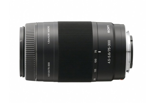 Sony 75–300mm F4.5–5.6 ( SAL75300 ) 01