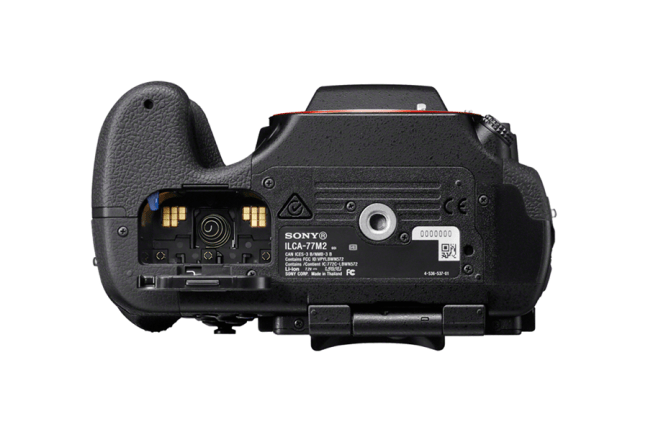 Sony Alpha 77II (ILCA-77M2) 18