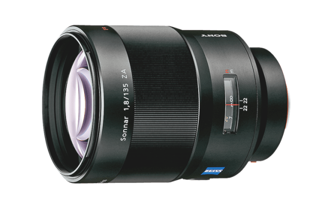 Sony Carl Zeiss Sonnar T* 135mm F1.8 ZA ( SAL135F18Z ) 01