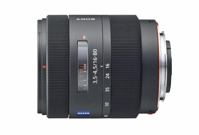 Sony Carl Zeiss Vario-Sonnar T* DT 16-80mm F3.5-4.5 ZA ( SAL1680Z ) 01