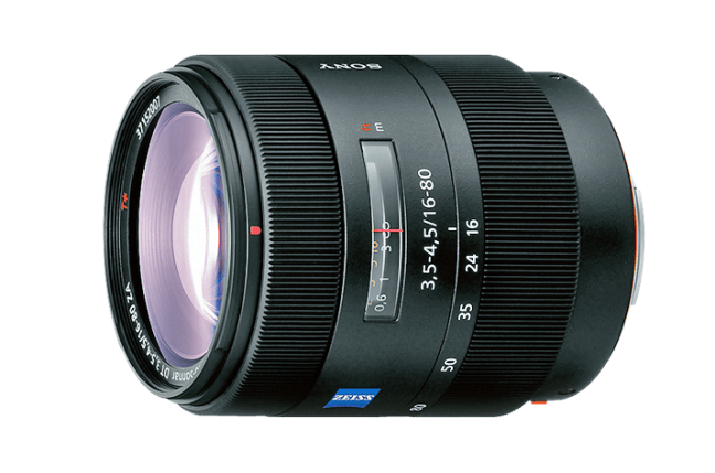 Sony Carl Zeiss Vario-Sonnar T* DT 16-80mm F3.5-4.5 ZA ( SAL1680Z ) 02