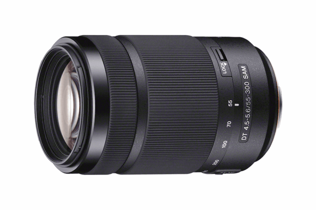 Sony DT 55–300mm F4.5–5.6 SAM ( SAL55300 ) 08