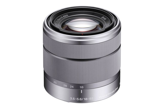 Sony E 18-55mm F3.5-5.6 OSS ( SEL1855 ) 02