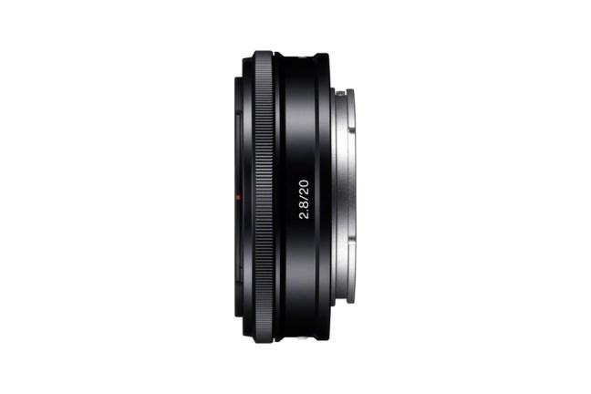 Sony E 20mm F2.8 ( SEL20F28 ) 01