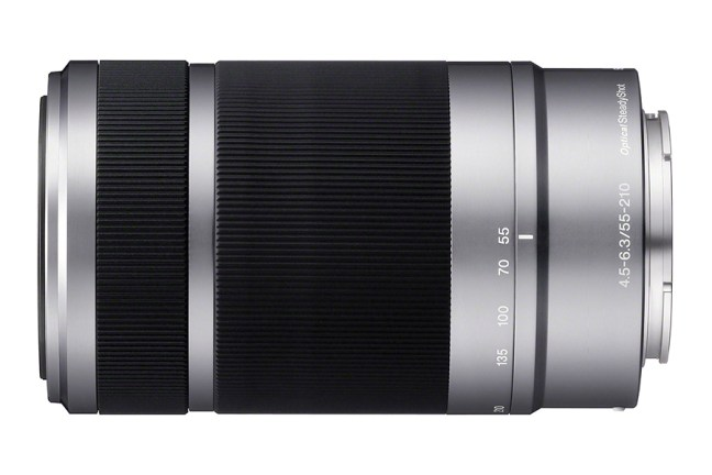 Sony E 55-210mm F4.5-6.3 OSS ( SEL55210 ) 03