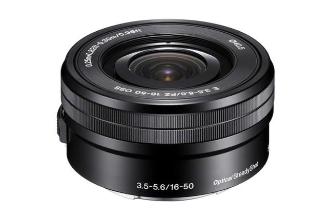 Sony E PZ 16-50mm F3.5-5.6 OSS ( SELP1650 ) 01