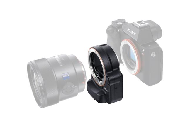 Sony Mount Adaptor LA-EA4 w:TMT 04