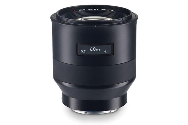 Zeiss Batis Sonnar T* 85mm f1.8 Lens 02