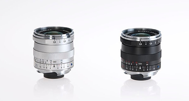 Zeiss Biogon T* 25mm f2.8 ZM Lens 05
