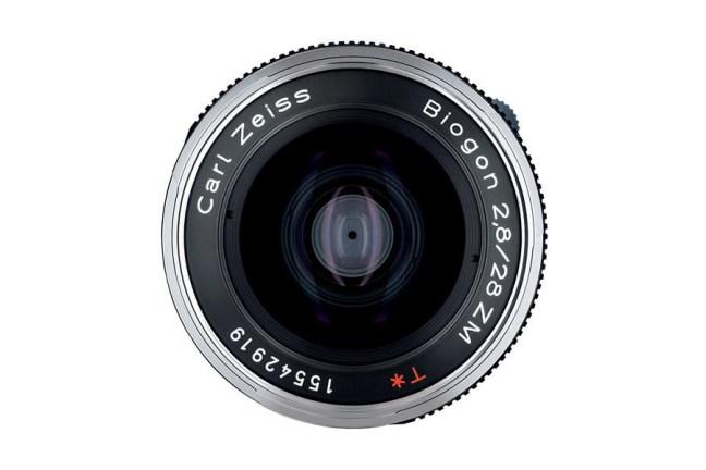 Zeiss Biogon T* 28mm f2.8 ZM Lens03