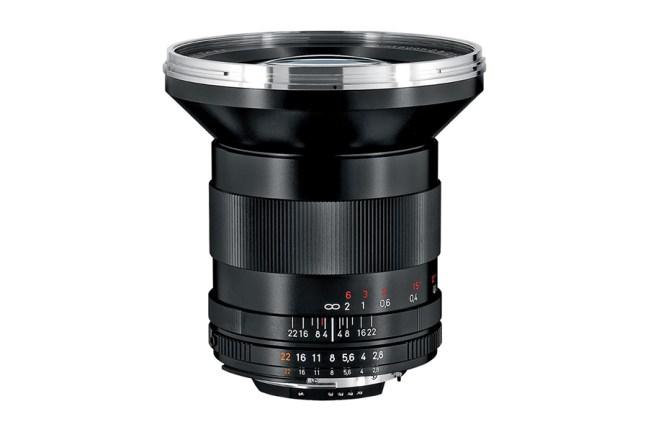 Zeiss Distagon T* 21mm f2.8 Lens 02