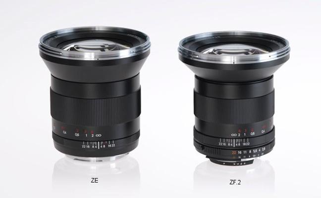 Zeiss Distagon T* 21mm f2.8 Lens 05