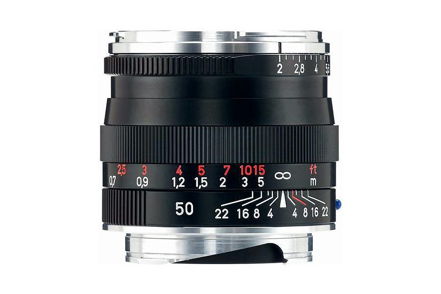 Zeiss Planar  T* 50mm f2 ZM Lens 02