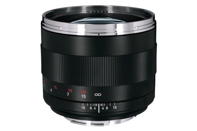 Zeiss Planar T* 85mm f1.4 Lens 08